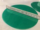 Polyester Klebeband Ronde 150 mm, 100 Stk. auf Rolle